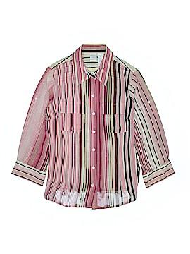 Emma James 3/4 Sleeve Blouse Size 1X (Plus)