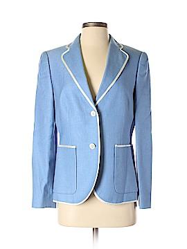 Brooks Brothers Silk Blazer Size 4