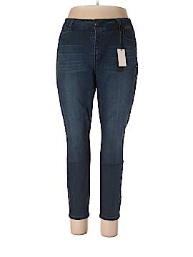 Catherine Malandrino Jeans Size 18 (Plus)