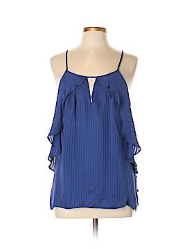 Milly Sleeveless Silk Top Size 12