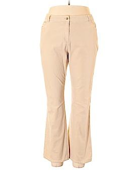 Villager Sport by Liz Claiborne Casual Pants Size 18 (Plus)