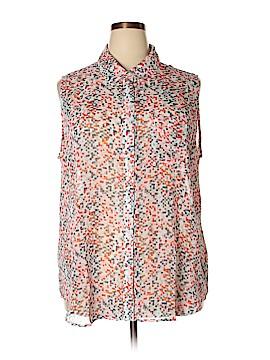 Liz Claiborne Sleeveless Blouse Size 2X (Plus)