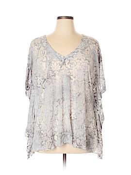 Noelle Short Sleeve Top Size Lg - XL