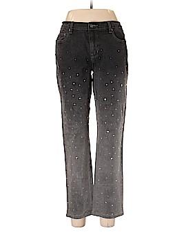 DG^2 by Diane Gilman Jeans Size 10 (Petite)