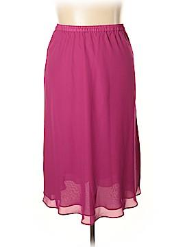 Draper's & Damon's Casual Skirt Size 20 (Plus)