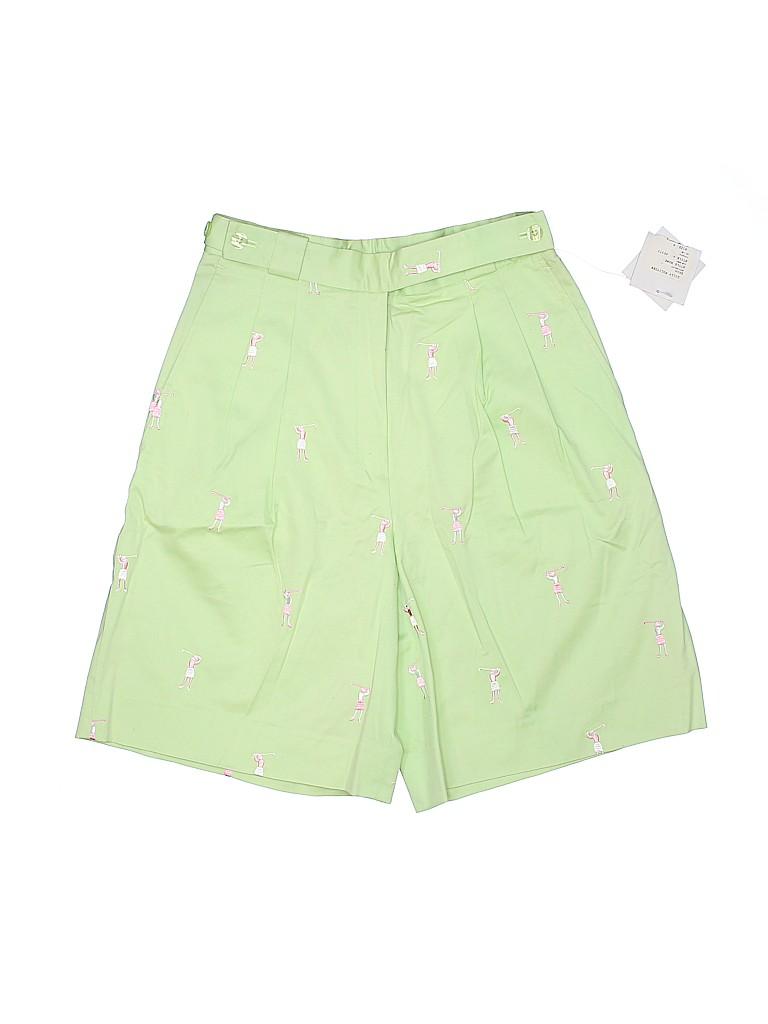 Lilly Pulitzer Women Khaki Shorts Size 4