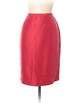 Maggy London Silk Skirt Size 12
