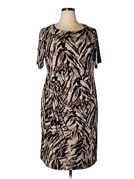 Maggie Barnes Casual Dress Size 18W (Plus)