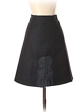 Carven Wool Skirt Size 34 (FR)