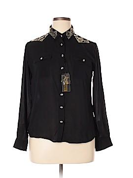 Ali & Kris Long Sleeve Blouse Size L