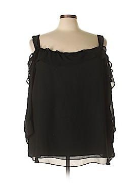 Denim 24/7 Sleeveless Blouse Size 22 (Plus)
