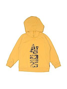 Armani Junior Pullover Hoodie Size 3