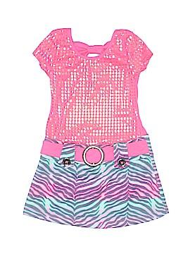 Pinky Dress Size 4