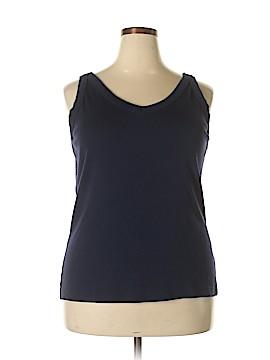 Just My Size Sleeveless T-Shirt Size 18 - 20 Plus (Plus)