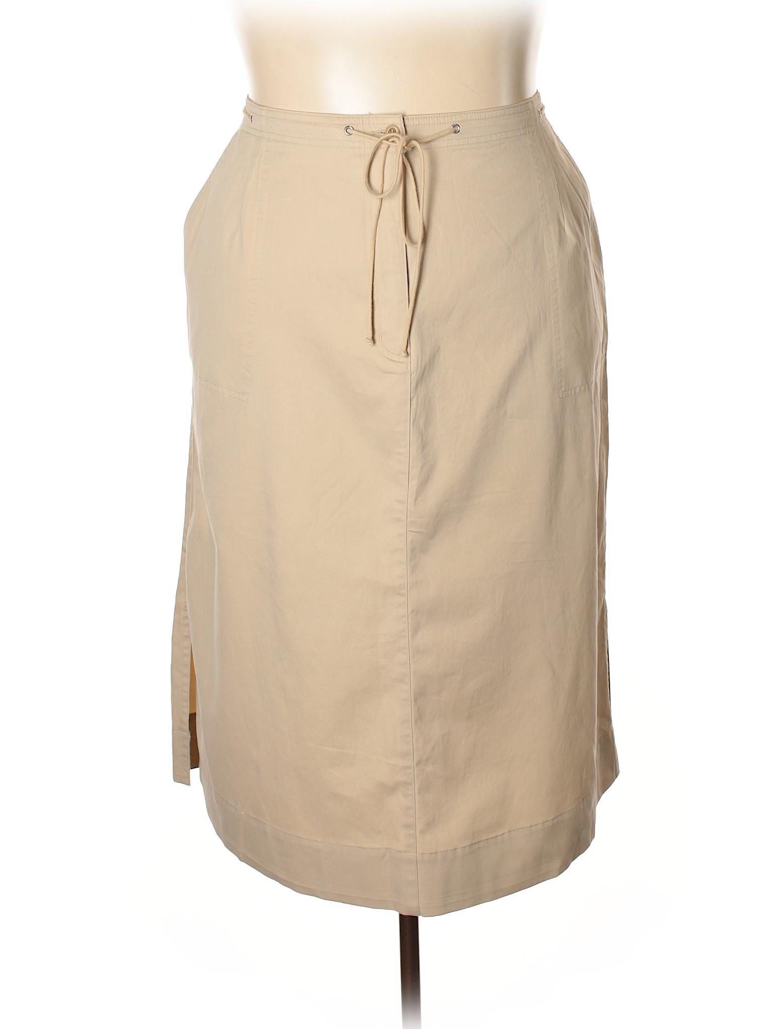Casual Leisure Skirt Claiborne Liz winter gqqwxXPF