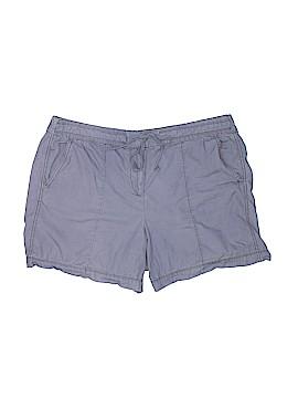 Lou & Grey Khaki Shorts Size 10