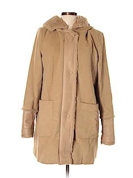 DKNY Wool Coat Size 12