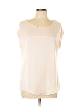 MNG Basics Short Sleeve Blouse Size XXL