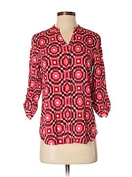 Cynthia by Cynthia Rowley 3/4 Sleeve Blouse Size XS