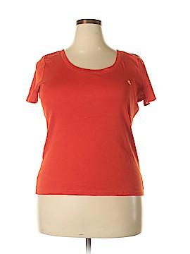 Lauren by Ralph Lauren Short Sleeve T-Shirt Size XXL