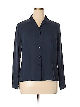 Covington Outlet Long Sleeve Blouse Size L