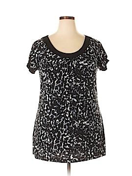 Van Heusen Short Sleeve Top Size XL