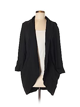 Eileen Fisher Silk Cardigan Size M