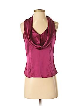 Express Sleeveless Silk Top Size XS