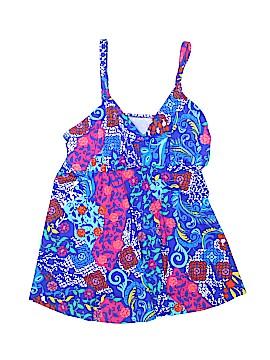 Swim Solutions Swimsuit Top Size 12