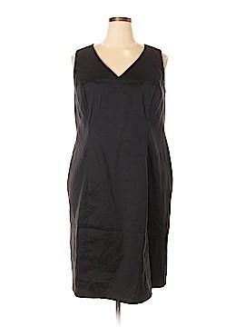 S.L. Fashions Casual Dress Size 20 (Plus)