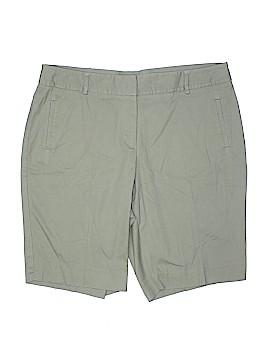 Counterparts Khaki Shorts Size 16