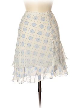 H Hilfiger Silk Skirt Size 6