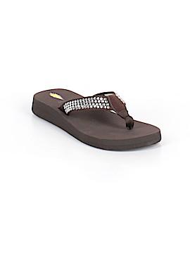 Volatile Flip Flops Size 7