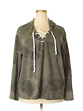 ALTERNATIVE Pullover Hoodie Size 2X (Plus)