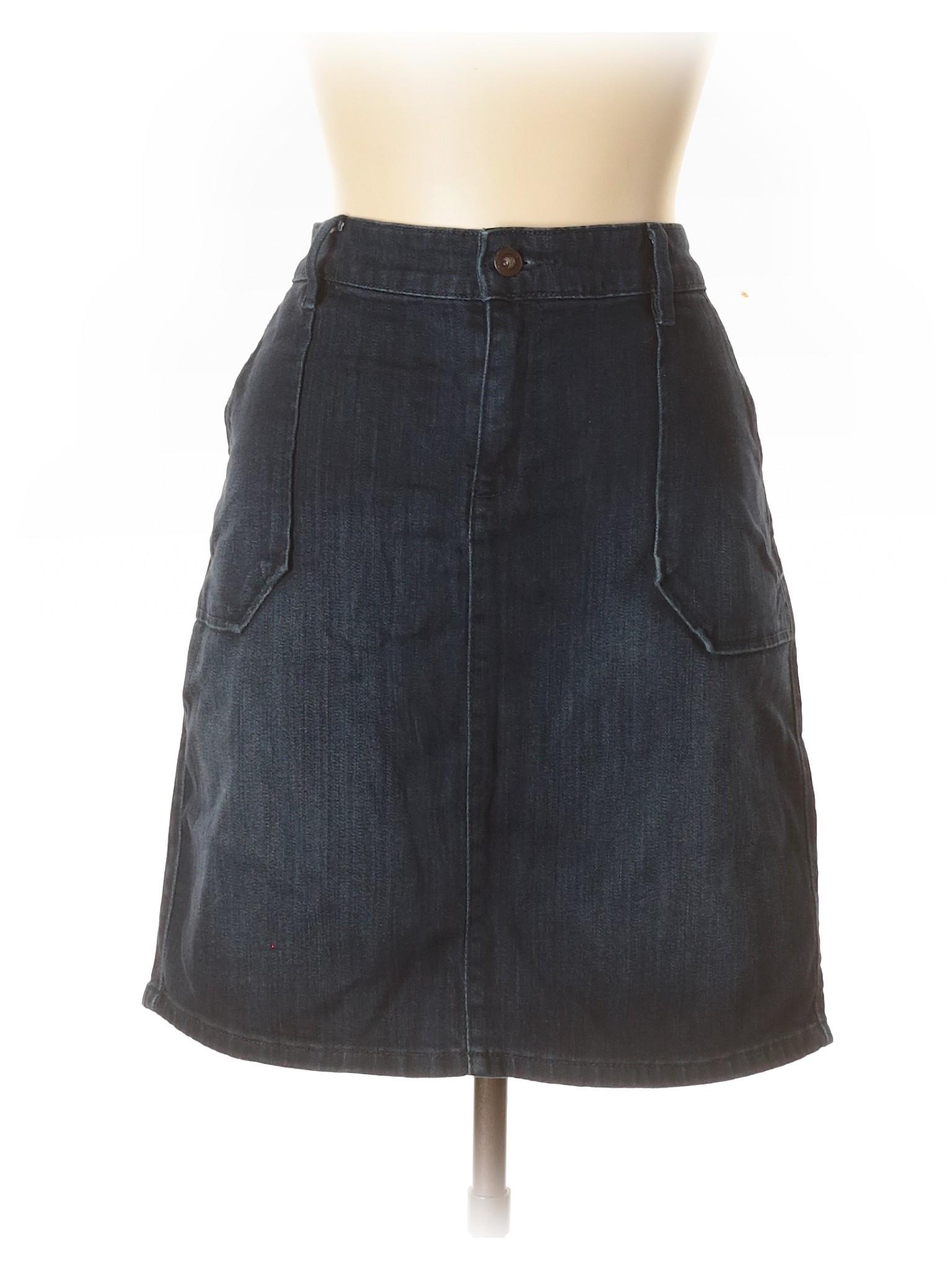 Boutique Skirt Skirt Denim Denim Boutique Boutique 8xSzFq