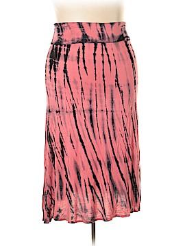 Jesse & J Casual Skirt Size 2X (Plus)