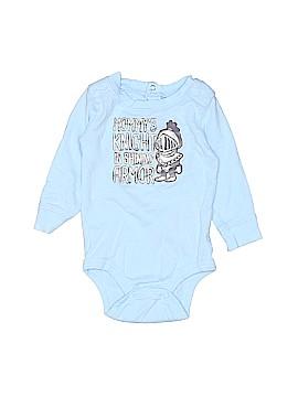 Koala Kids Long Sleeve Onesie Size 3 mo