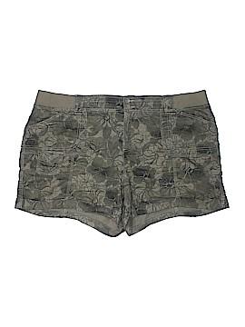 SONOMA life + style Khaki Shorts Size 20 (Plus)