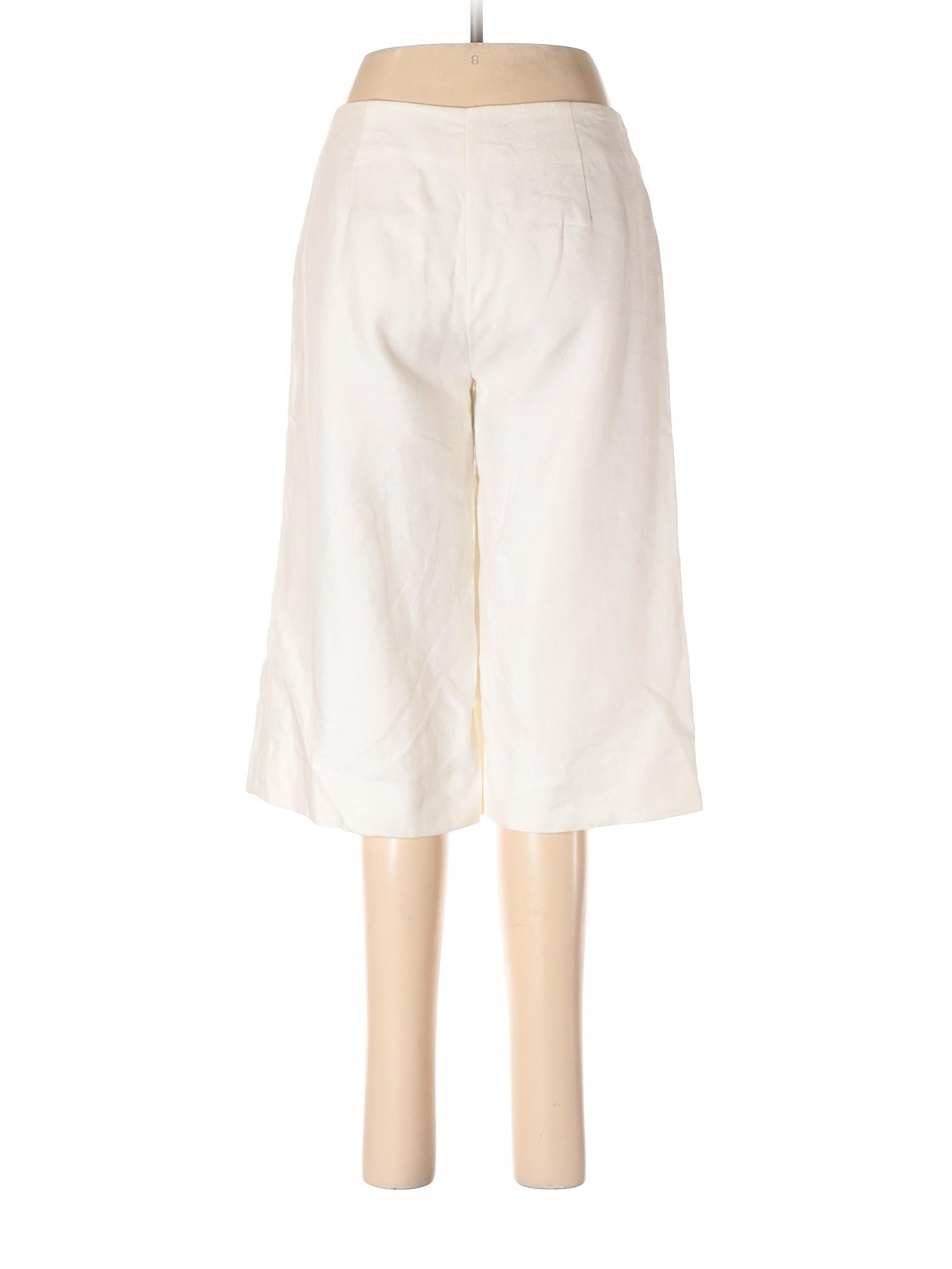 Leisure Linen Pants winter Lauren Ralph wpHC7g8q