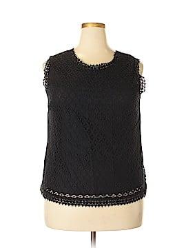 Merona Sleeveless Blouse Size XXL