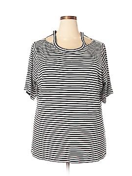 MICHAEL Michael Kors Short Sleeve T-Shirt Size 3X (Plus)