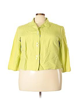 Talbots Long Sleeve Blouse Size 20 (Plus)
