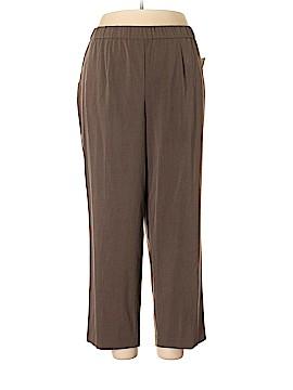 Croft & Barrow Casual Pants Size 20 (Plus)