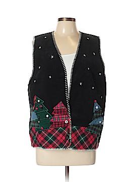 Susan Bristol Vest Size L
