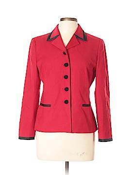 Jones New York Wool Blazer Size 10 (Petite)