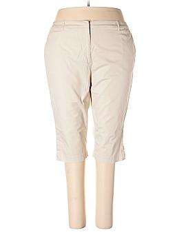 St. John's Bay Khakis Size 22W (Plus)
