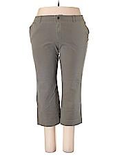 Eddie Bauer Women Khakis Size 20 (Plus)