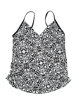 Tropical Escape Swimsuit Top Size 12