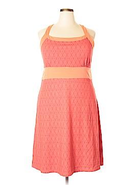Cabela's Casual Dress Size 2X (Plus)