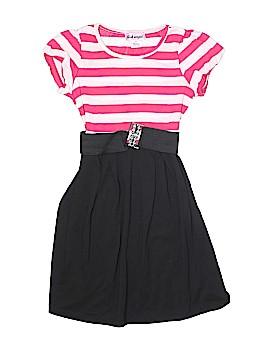 Pink Angel Dress Size 6X